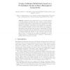 Corpus Callosum Subdivision Based on a Probabilistic Model of Inter-hemispheric Connectivity