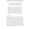 Correctness, Completeness and Termination of Pattern-Based Model-to-Model Transformation