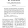 Correlated ab initio quantum chemical calculations of di- and trisaccharide conformations