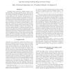 Correlation estimation for distributed source coding under information exchange constraints