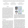 Coupled Information-Theoretic Encoding for Face Photo-Sketch Recognition