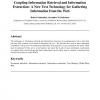 Coupling information retrieval and information extraction: A new text technology for gathering information from the web