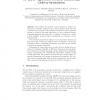 CP and IP approaches to cancer radiotherapy delivery optimization