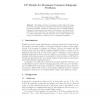 CP Models for Maximum Common Subgraph Problems