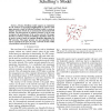 Creating an adaptive network of hubs using Schelling's model
