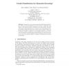 Credal Classification for Dementia Screening