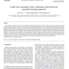 Credit risk assessment with a multistage neural network ensemble learning approach