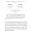 Criticality analysis of activity networks under interval uncertainty