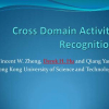 Cross-domain activity recognition