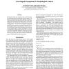 Cross-lingual Propagation for Morphological Analysis