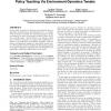 Cultivating desired behaviour: policy teaching via environment-dynamics tweaks
