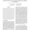 Cumulative Residual Entropy, A New Measure of Information & its Application to Image Alignment