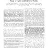Cybermatics: A Holistic Field for Systematic Study of Cyber-Enabled New Worlds