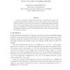 Cycle Cover Ratio of Regular Matroids