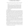 Data Collection with Multiple Sinks in Wireless Sensor Networks