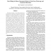 Data Hiding for Binary Documents Robust to Print-Scan, Photocopy and Geometric Distortions