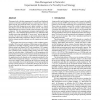 Data Management in Networks: Experimental Evaluation of a Provably Good Strategy