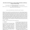Data Reuse Exploration for Low Power Motion Estimation Architecture Design in H.264 Encoder
