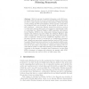 Data Sparsity Issues in the Collaborative Filtering Framework