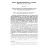 Database and Representation Issues in Geographic Information Systems (GIS)