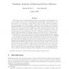 Deadline analysis of interrupt-driven software