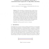 Dealing with Overlapping Clustering: A Constraint-based Approach to Algorithm Selection
