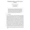 Debugging Logic Programs under the Answer Set Semantics