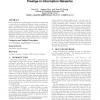 Decayed DivRank: capturing relevance, diversity and prestige in information networks