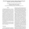 Decentralised Autonomic Computing: Analysing Self-Organising Emergent Behaviour using Advanced Numerical Methods