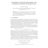 Decidability of Univariate Real Algebra with Predicates for Rational and Integer Powers