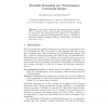 Decidable Reasoning over Timestamped Conceptual Models