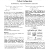 Decision-making coordination in collaborative product configuration
