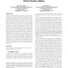 Decision support and profit prediction for online auction sellers
