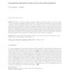 Decomposition algorithm for large-scale two-stage unit-commitment