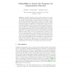 Defeasibility in Answer Set Programs via Argumentation Theories