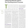 Defining Misuse within the Development Process