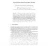 Deformation-Aware Log-Linear Models