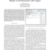 Demo abstract: Human-CoAP interaction with Copper