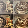 Denoising vs. Deblurring: HDR Imaging Techniques Using Moving Cameras
