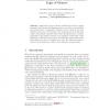Denotational Semantics for Abadi and Leino's Logic of Objects
