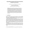 Dependability Evaluation of Fault Tolerant Distributed Industrial Control Systems