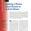 Deploying a Wireless Sensor Network on an Active Volcano