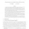 Derandomizing homomorphism testing in general groups