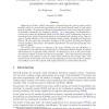 Derandomizing the AW matrix-valued Chernoff bound using pessimistic estimators and applications