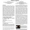 Deriving image-text document surrogates to optimize cognition