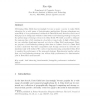 Design and analysis of a load balancing strategy in Data Grids