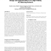 Design and implementation of a high-fidelity AC metering network