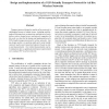 Design and Implementation of a TCP-Friendly Transport Protocol for Ad Hoc Wireless Networks