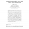 Design and Implementation of a Terrorist Fraud Resilient Distance Bounding System