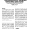 Design and implementation of the parallel multimedia file system based on message distribution